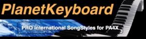 Korg PA4X Individual SongStyle SS1241PA4 WIND OF CHANGE-SCORPION