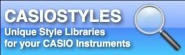 Casio Styles
