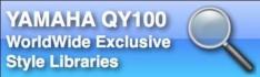 Yamaha QY100 Styles