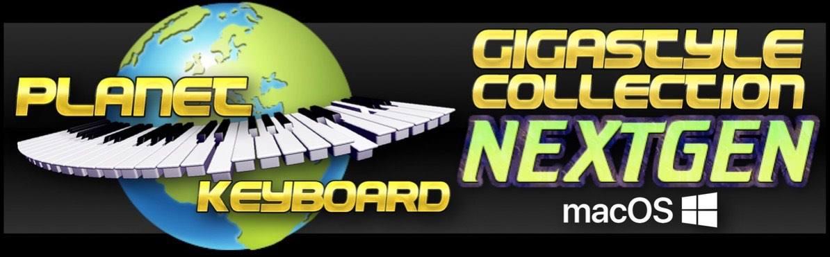 PlanetKeyboard - keyboard styles for Yamaha Genos Styles Korg PA