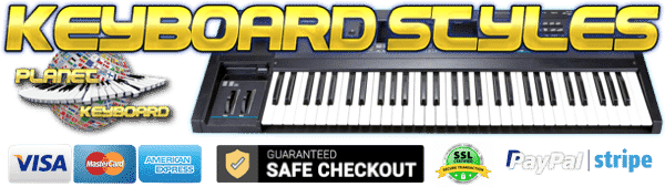 GezegenKeyboard  -  keyboard styles
