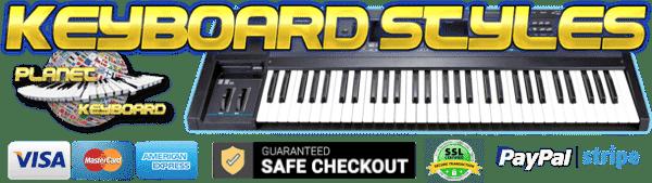 PlanetKeyboard - keyboard styles