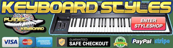 PlanetKeyboard - estilos de teclado